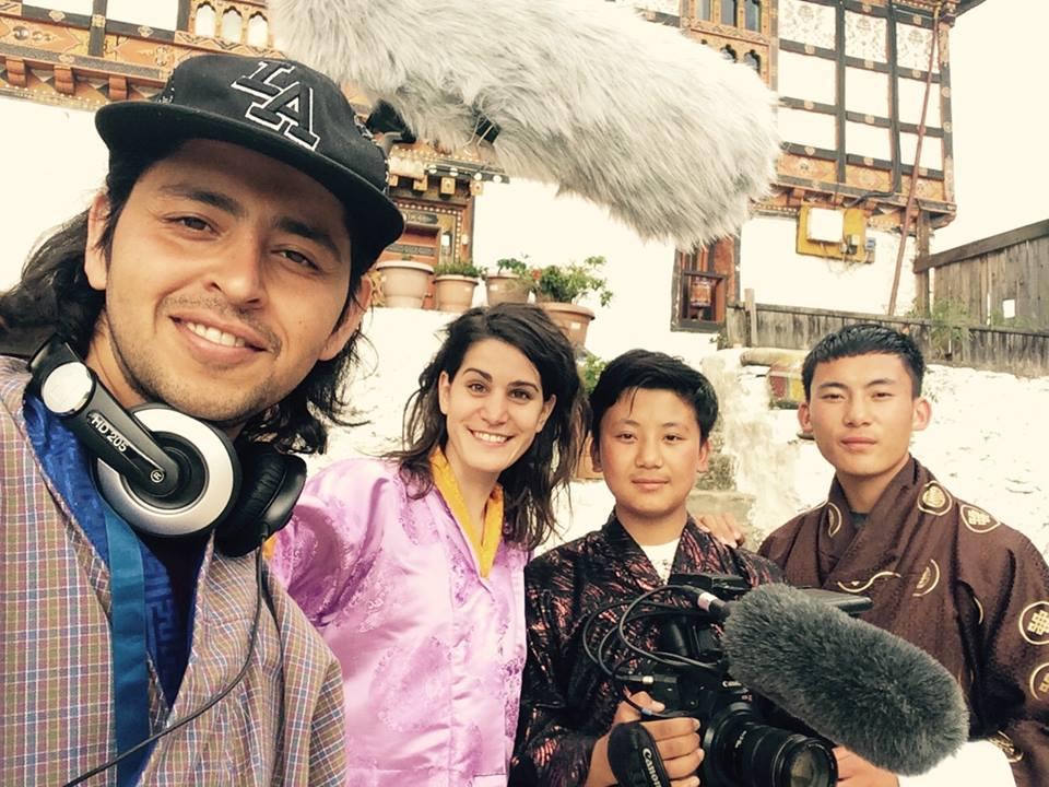 4cut stúdió, Arun Bhattarai, Zurbó Dorottya